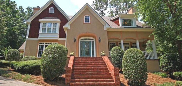 Home In Antigua Cartersville GA