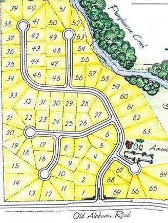 Cartersville Community Site Plan River Shoals